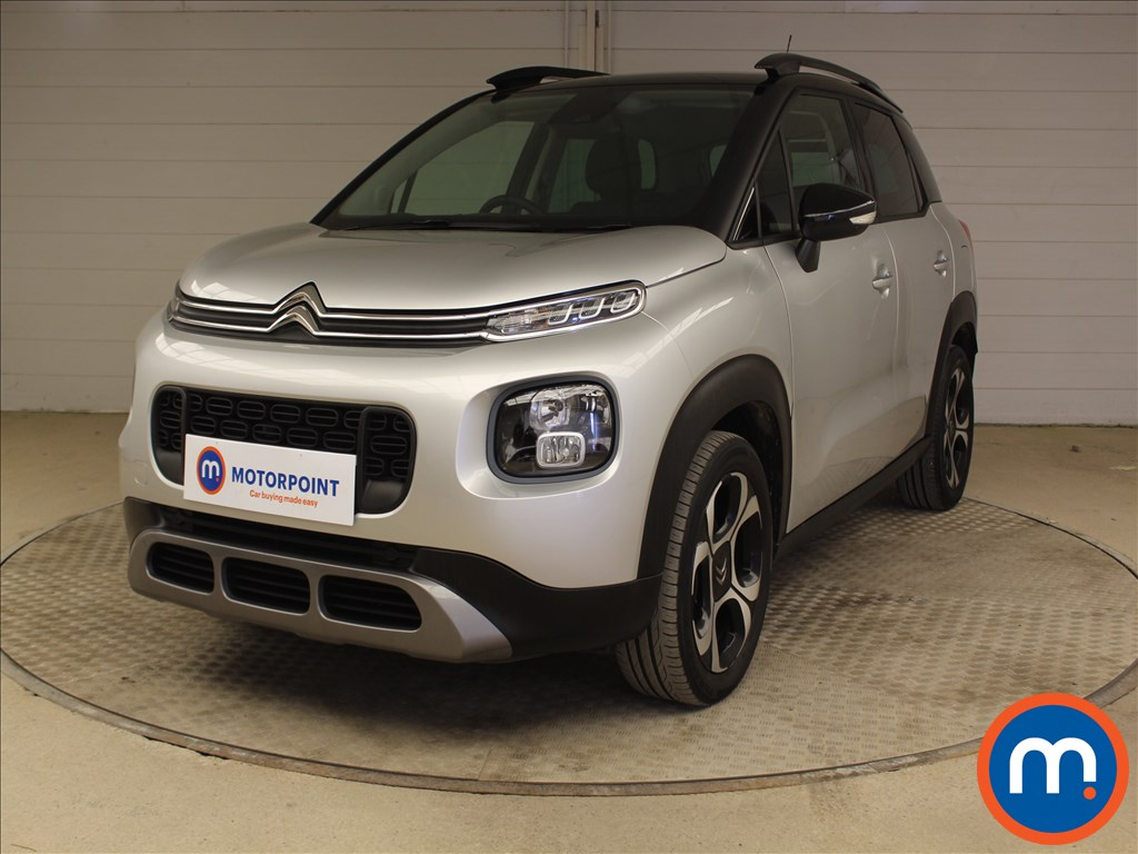 Citroen C3 Aircross Flair - Stock Number 1095770 Passenger side front corner