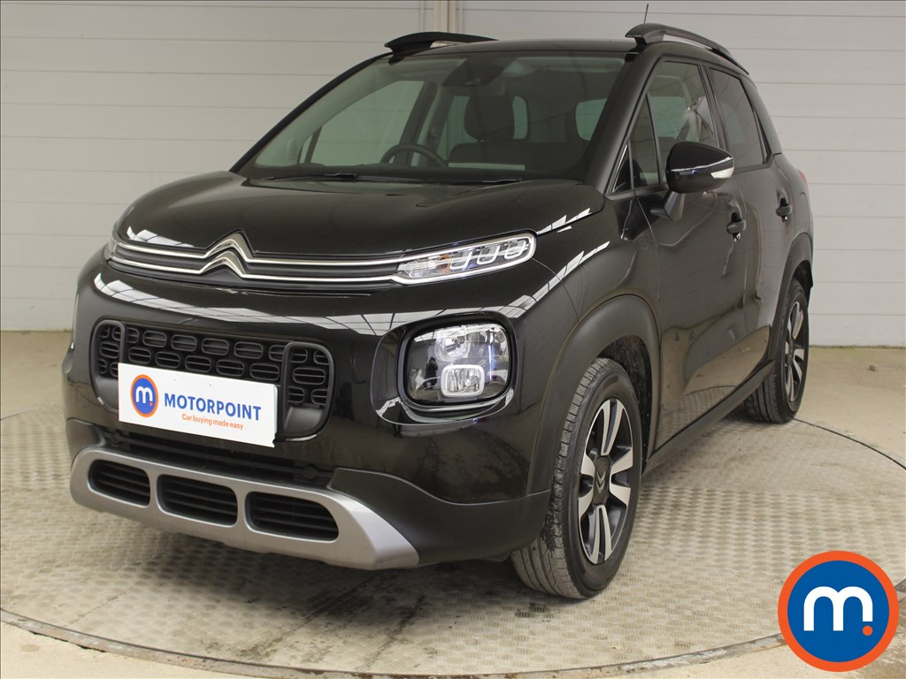 Citroen C3 Aircross Feel - Stock Number 1095842 Passenger side front corner