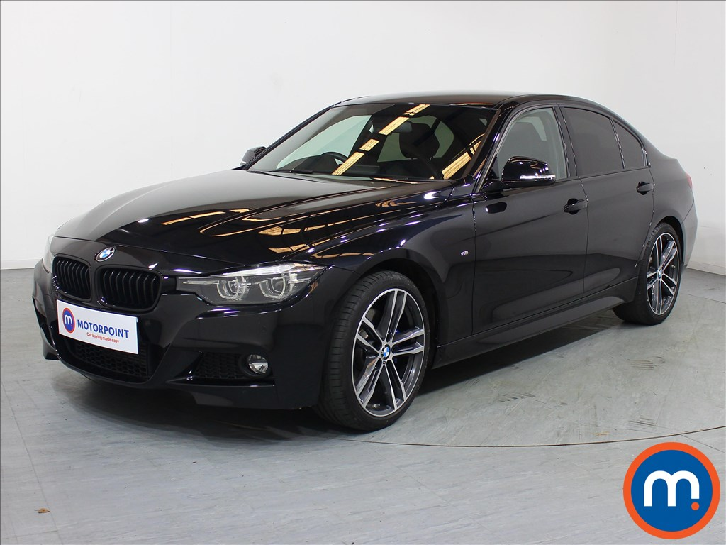 BMW 3 Series M Sport Shadow Edition - Stock Number 1102243 Passenger side front corner