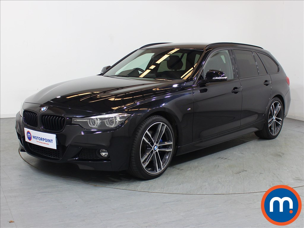 BMW 3 Series M Sport Shadow Edition - Stock Number 1096853 Passenger side front corner