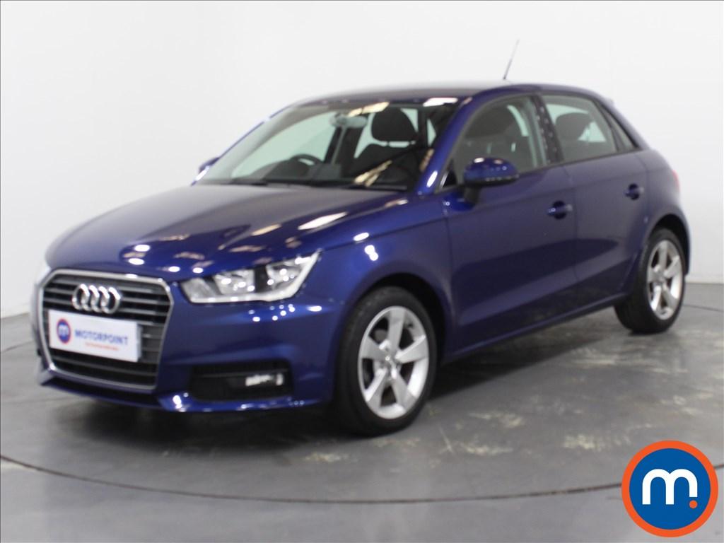 Audi A1 Sport Nav - Stock Number 1100865 Passenger side front corner