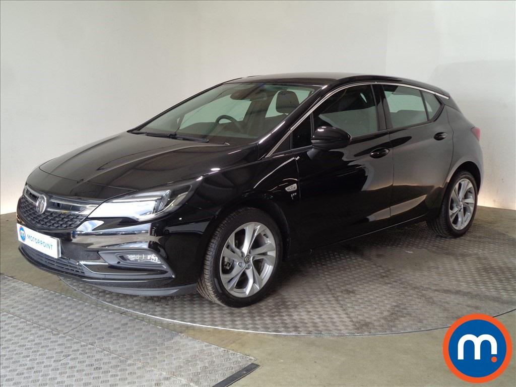 Vauxhall Astra SRi - Stock Number 1097671 Passenger side front corner