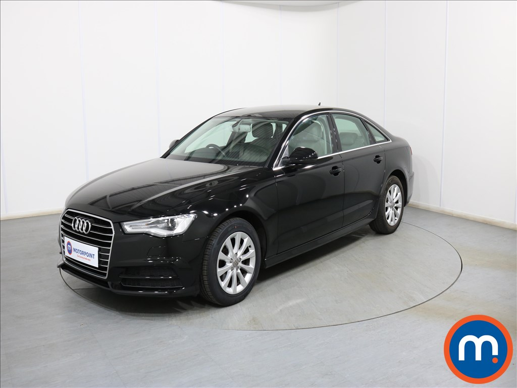 Audi A6 SE Executive - Stock Number 1100047 Passenger side front corner