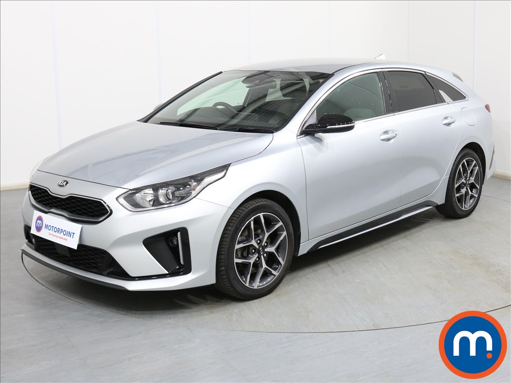 KIA Pro Ceed GT-Line - Stock Number 1101136 Passenger side front corner