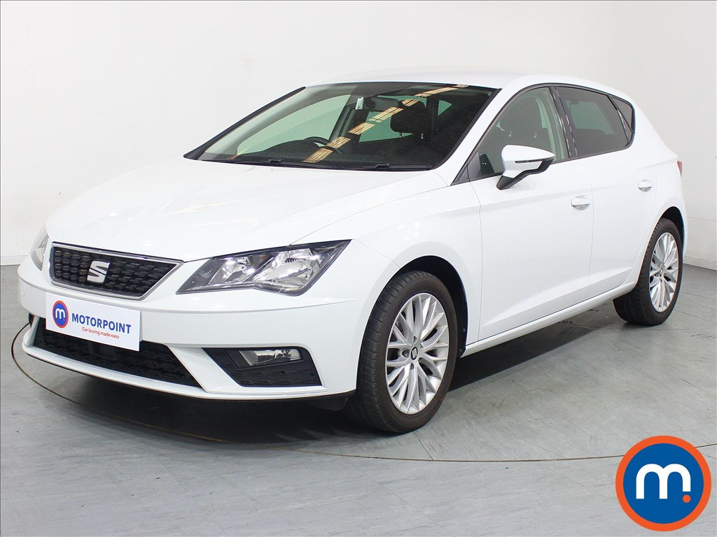 Seat Leon SE Dynamic Technology - Stock Number 1089101 Passenger side front corner