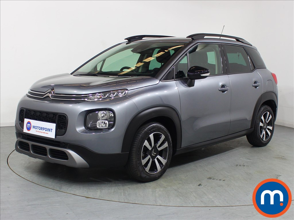 Citroen C3 Aircross Flair - Stock Number 1098917 Passenger side front corner