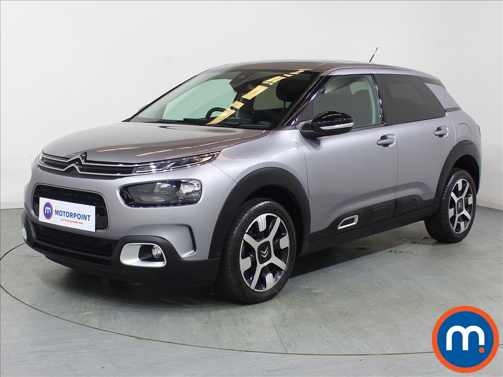 Citroen C4 Cactus Flair - Stock Number 1101607 Passenger side front corner