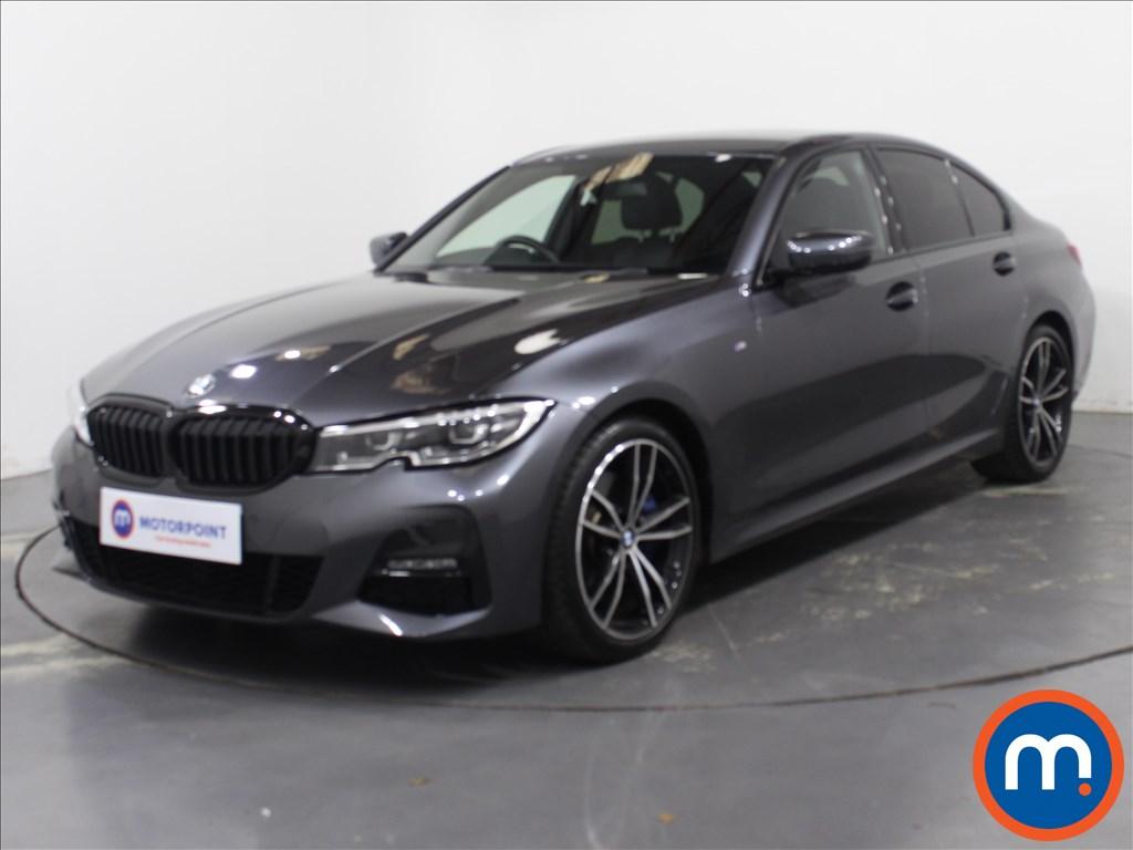 BMW 3 Series M Sport - Stock Number 1093919 Passenger side front corner