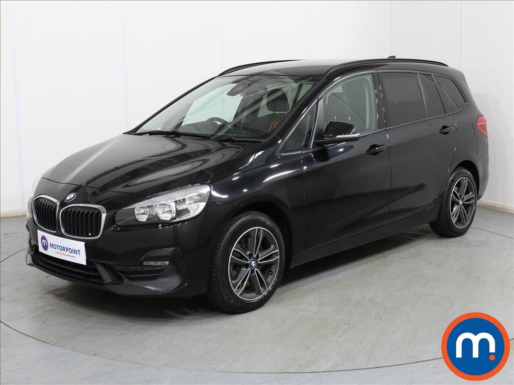 BMW 2 Series Sport - Stock Number 1098391 Passenger side front corner