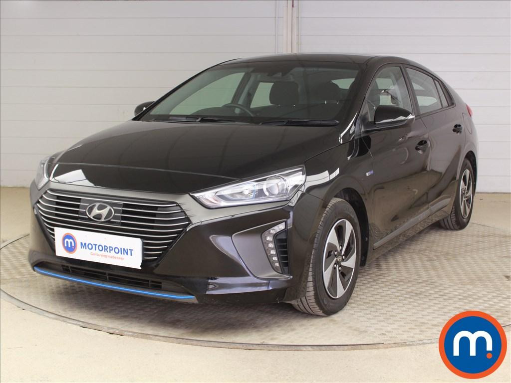 Hyundai Ioniq SE - Stock Number 1087870 Passenger side front corner