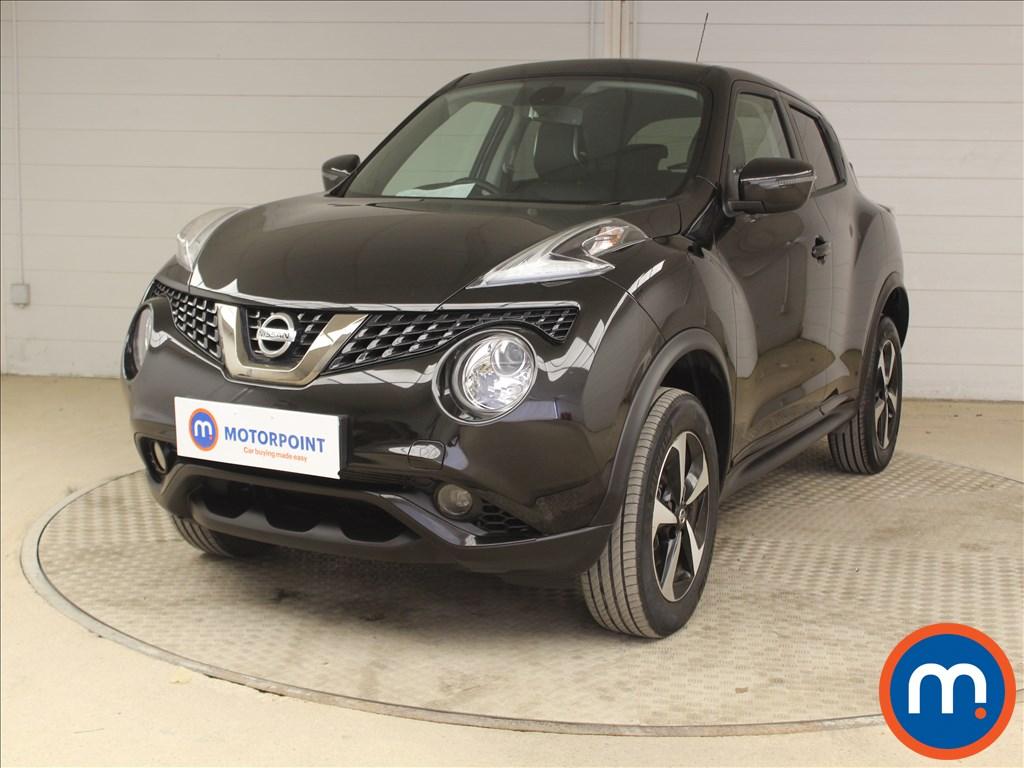 Nissan Juke Bose Personal Edition - Stock Number 1098302 Passenger side front corner