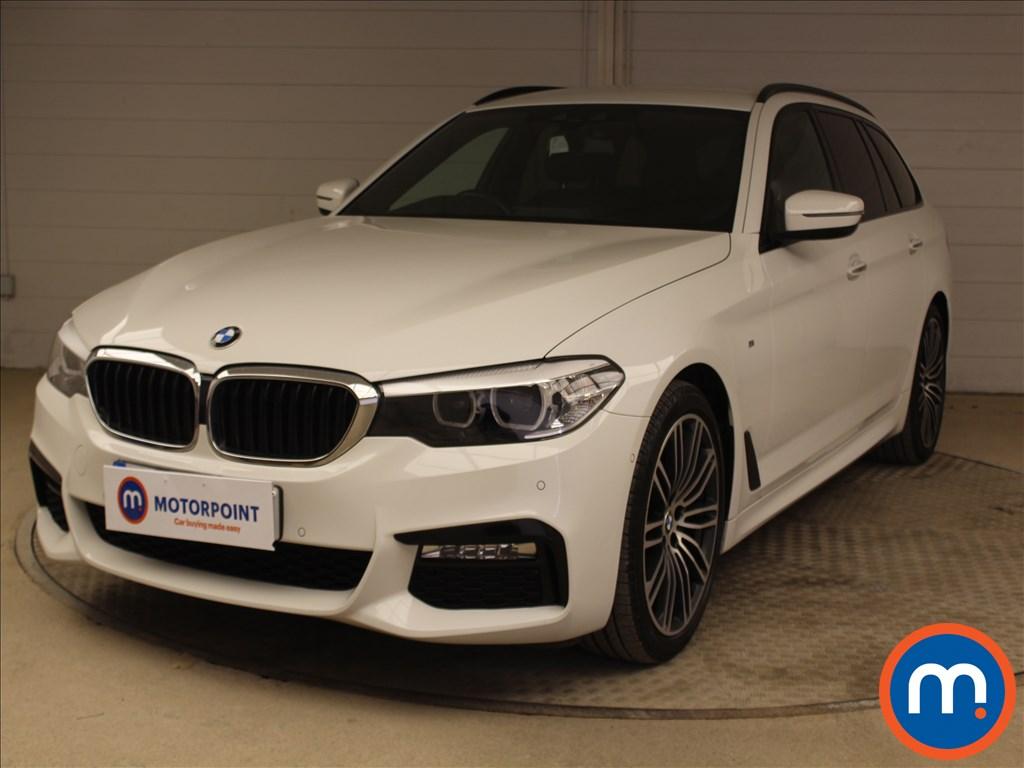 BMW 5 Series M Sport - Stock Number 1099739 Passenger side front corner
