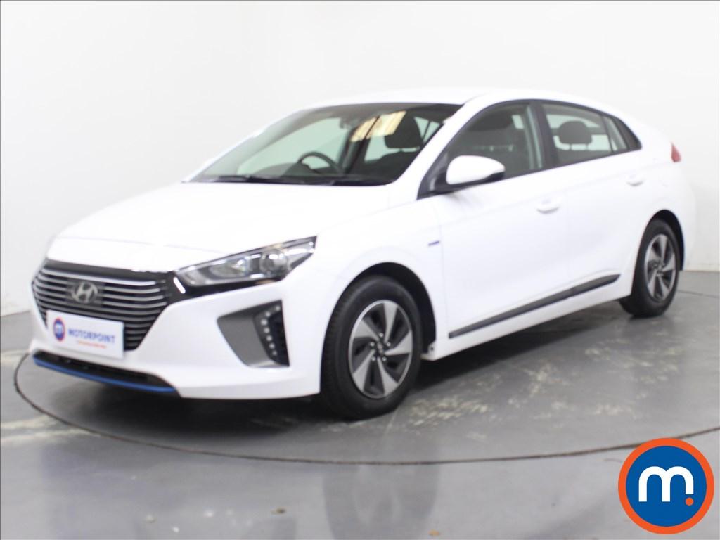 Hyundai Ioniq SE - Stock Number 1088035 Passenger side front corner
