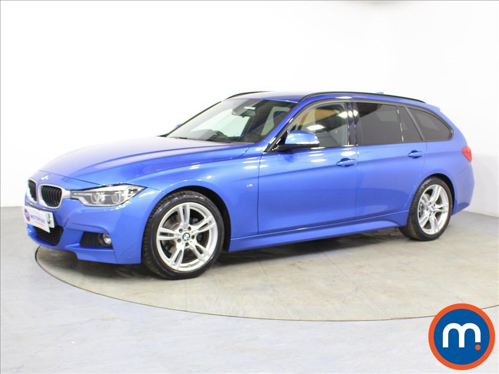 BMW 3 Series M Sport - Stock Number 1095812 Passenger side front corner