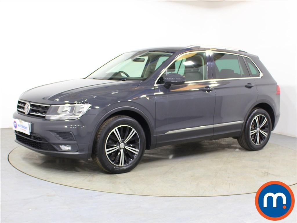 Volkswagen Tiguan SE Nav - Stock Number 1095701 Passenger side front corner