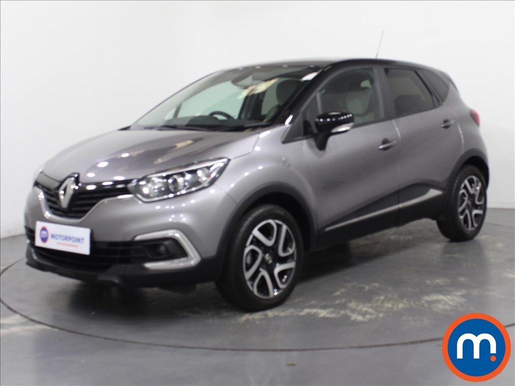 Renault Captur Iconic - Stock Number 1098278 Passenger side front corner