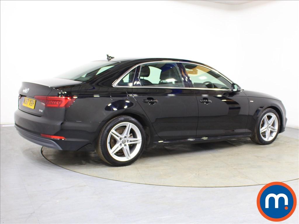 Audi A4 S Line - Stock Number 1093485 Passenger side front corner