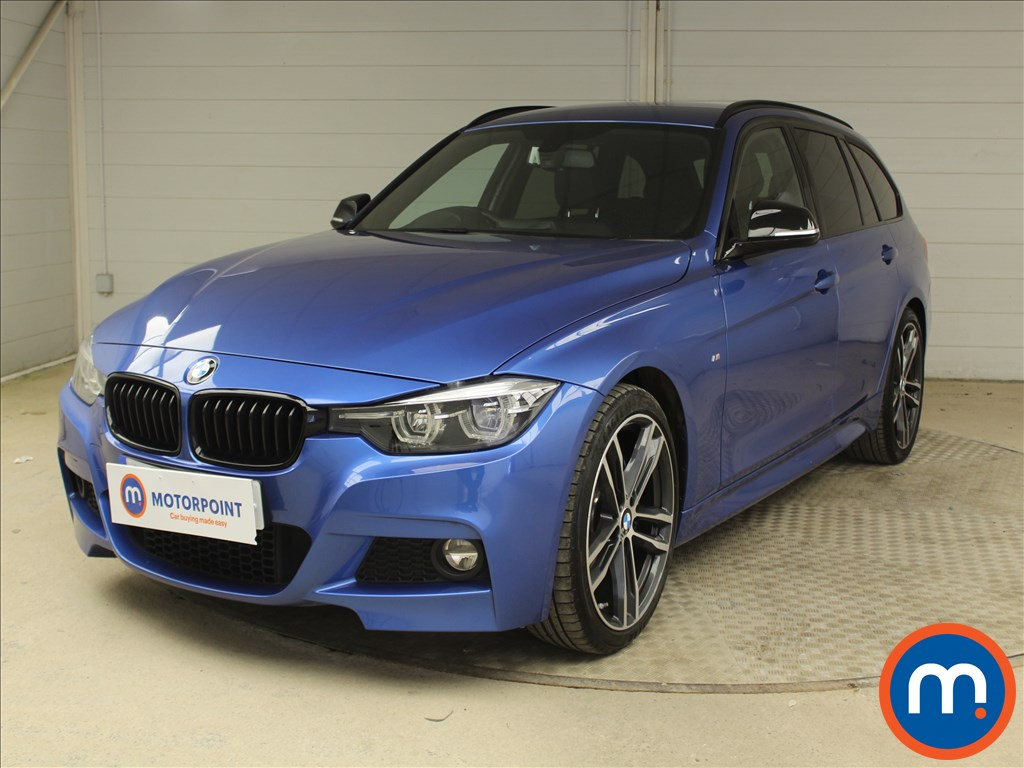 BMW 3 Series M Sport Shadow Edition - Stock Number 1096868 Passenger side front corner