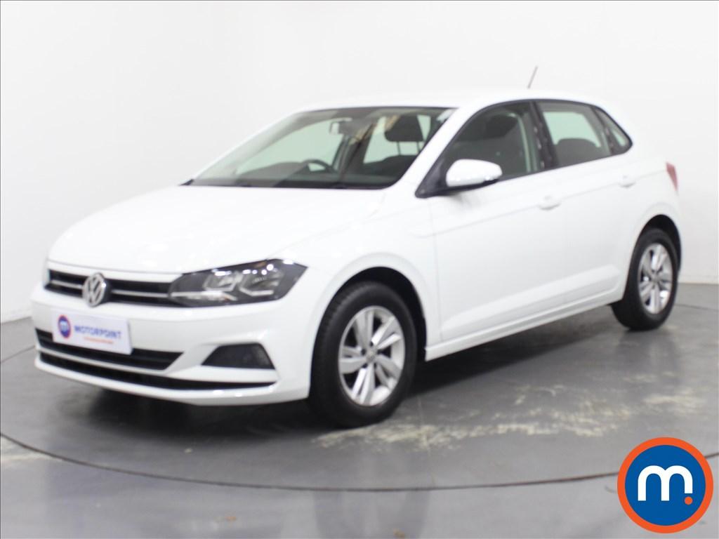 Volkswagen Polo SE - Stock Number 1099491 Passenger side front corner