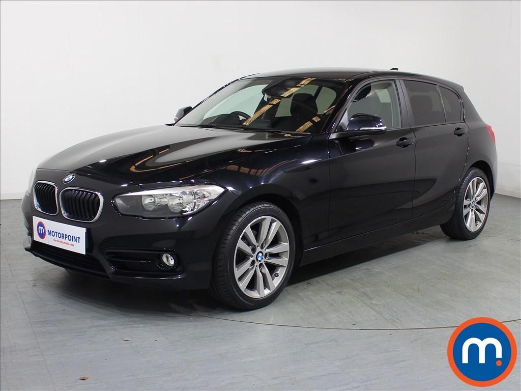 BMW 1 Series Sport - Stock Number 1098047 Passenger side front corner