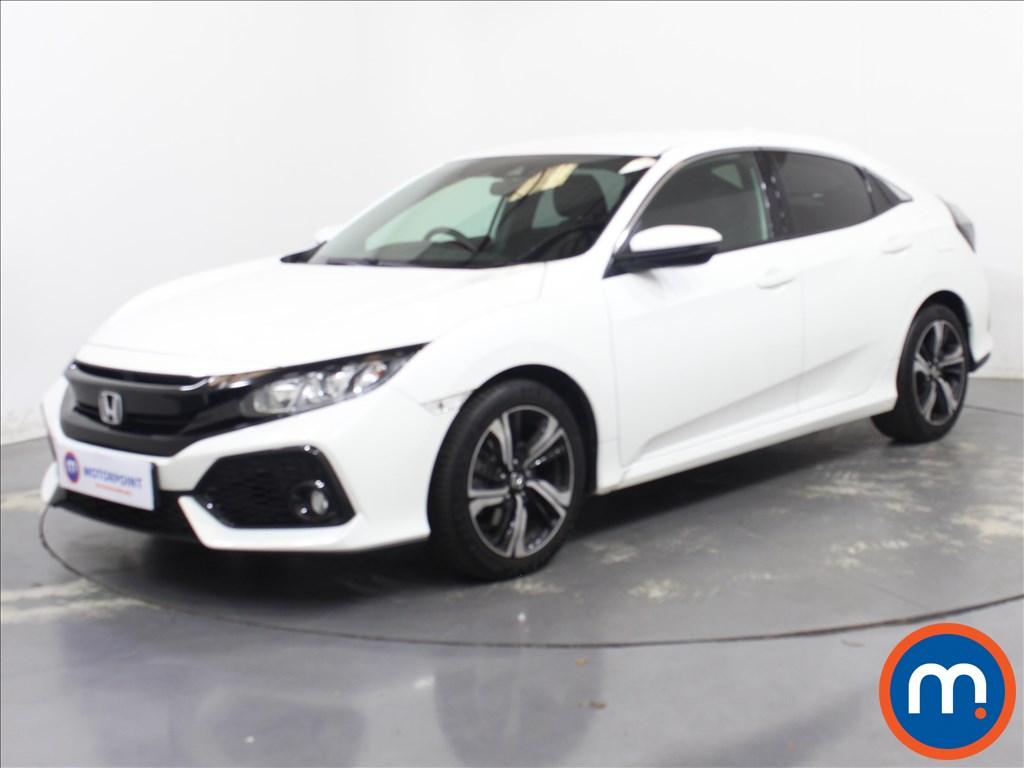 Honda Civic SR - Stock Number 1102309 Passenger side front corner