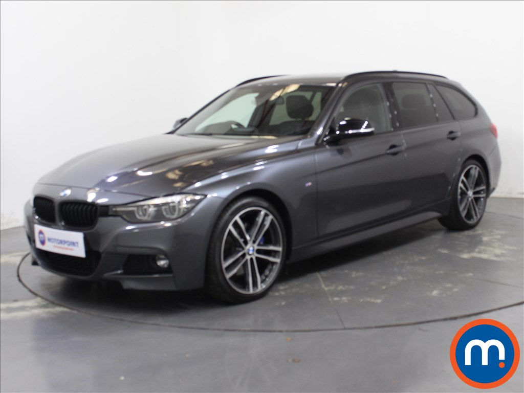 BMW 3 Series M Sport Shadow Edition - Stock Number 1096887 Passenger side front corner