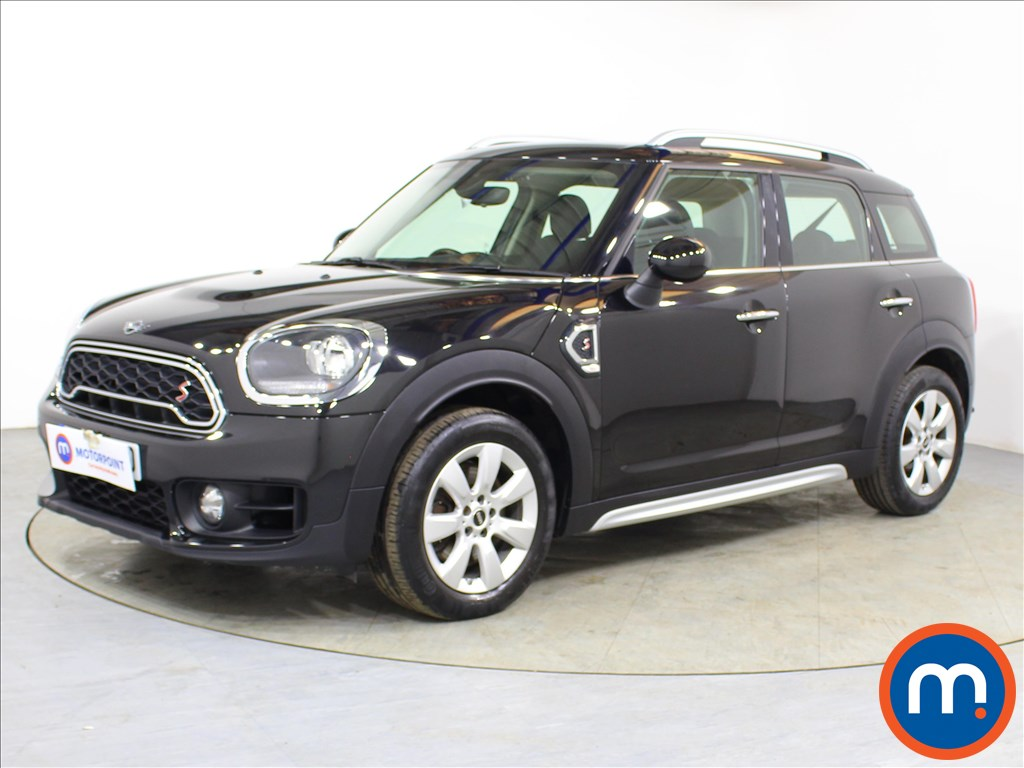 Mini Countryman Cooper S - Stock Number 1096090 Passenger side front corner
