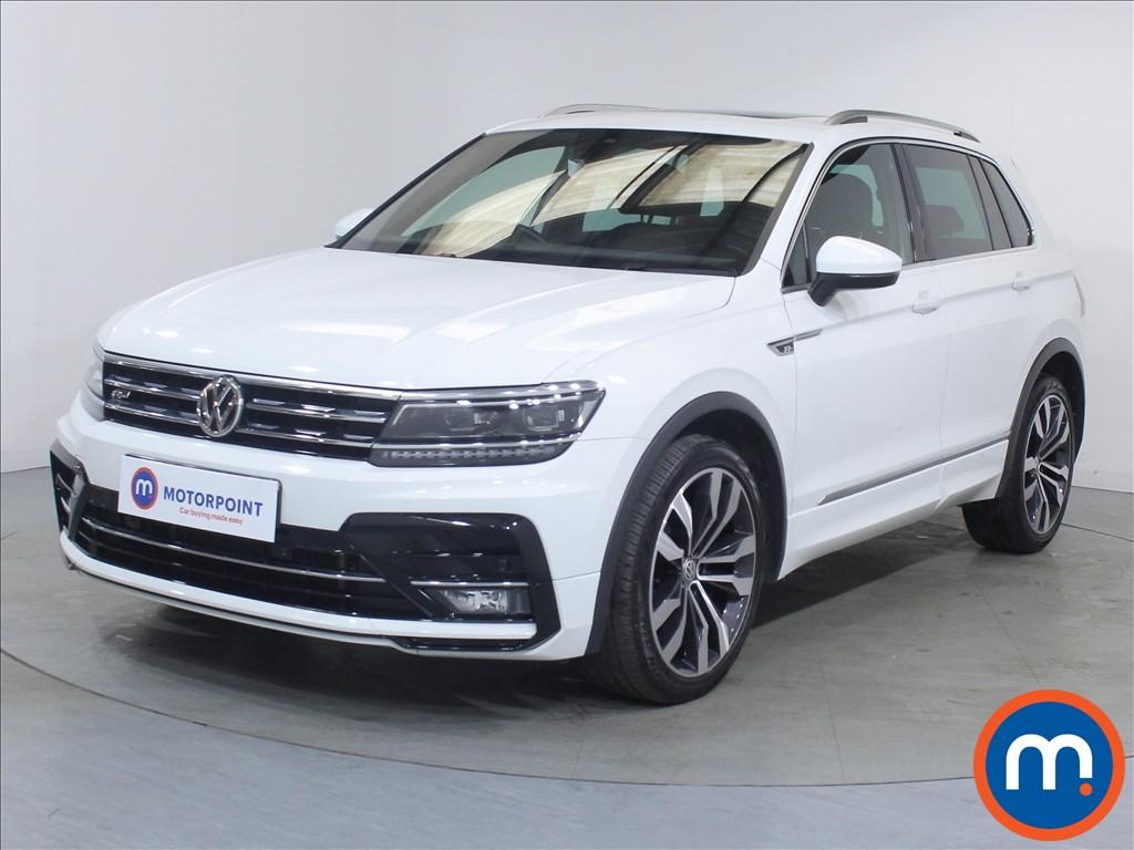 Volkswagen Tiguan R Line - Stock Number 1095703 Passenger side front corner