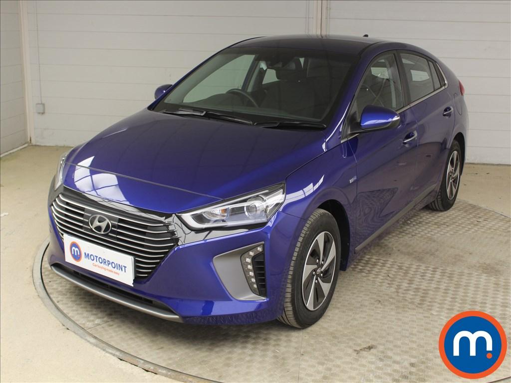 Hyundai Ioniq Premium - Stock Number 1098510 Passenger side front corner