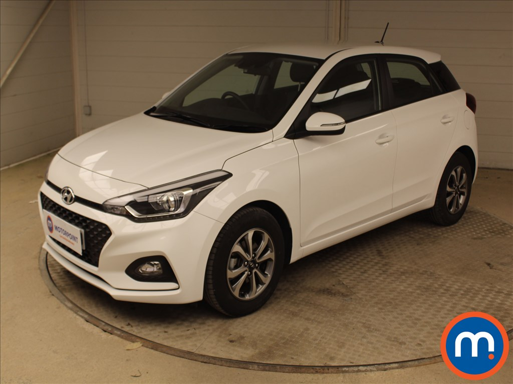 Hyundai I20 SE - Stock Number 1097144 Passenger side front corner