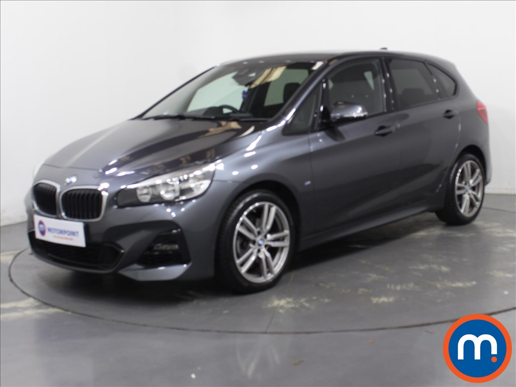 BMW 2 Series M Sport - Stock Number 1102822 Passenger side front corner