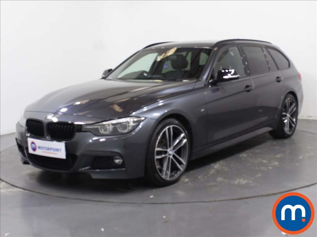 BMW 3 Series M Sport Shadow Edition - Stock Number 1096881 Passenger side front corner