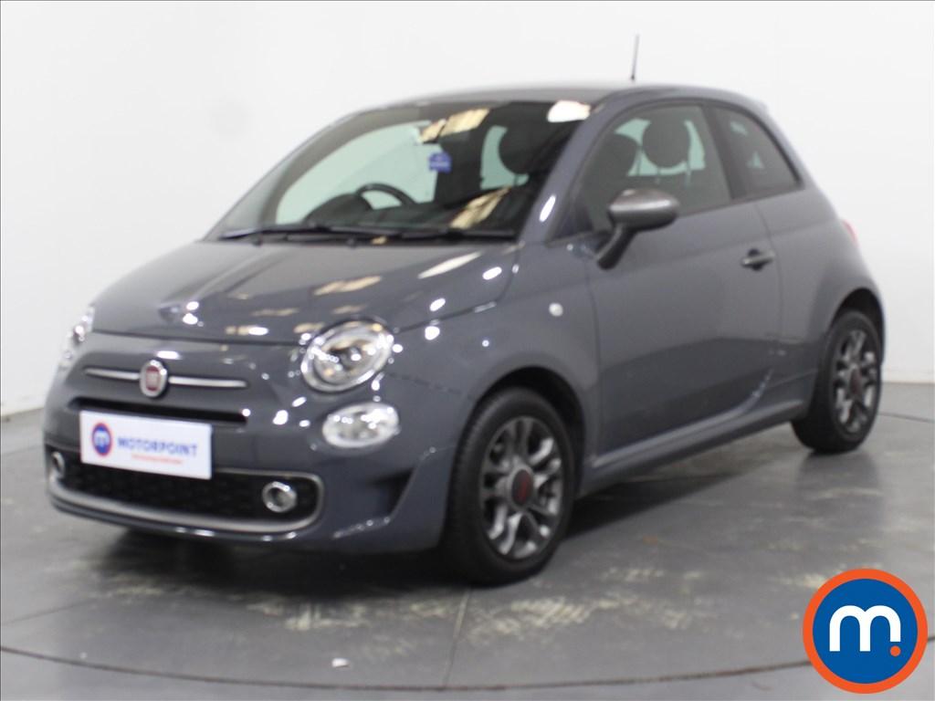 Fiat 500 S - Stock Number 1098481 Passenger side front corner