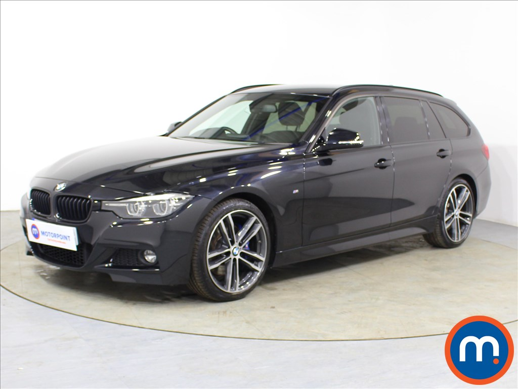 BMW 3 Series M Sport Shadow Edition - Stock Number 1096842 Passenger side front corner