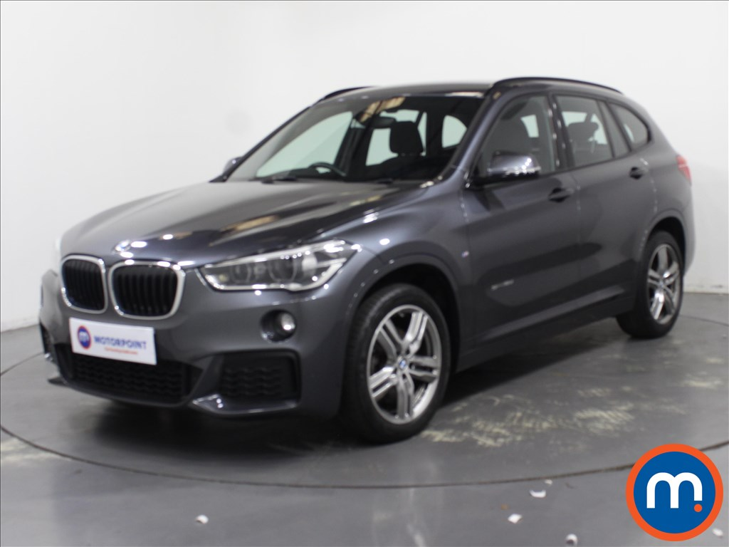 BMW X1 M Sport - Stock Number 1097207 Passenger side front corner