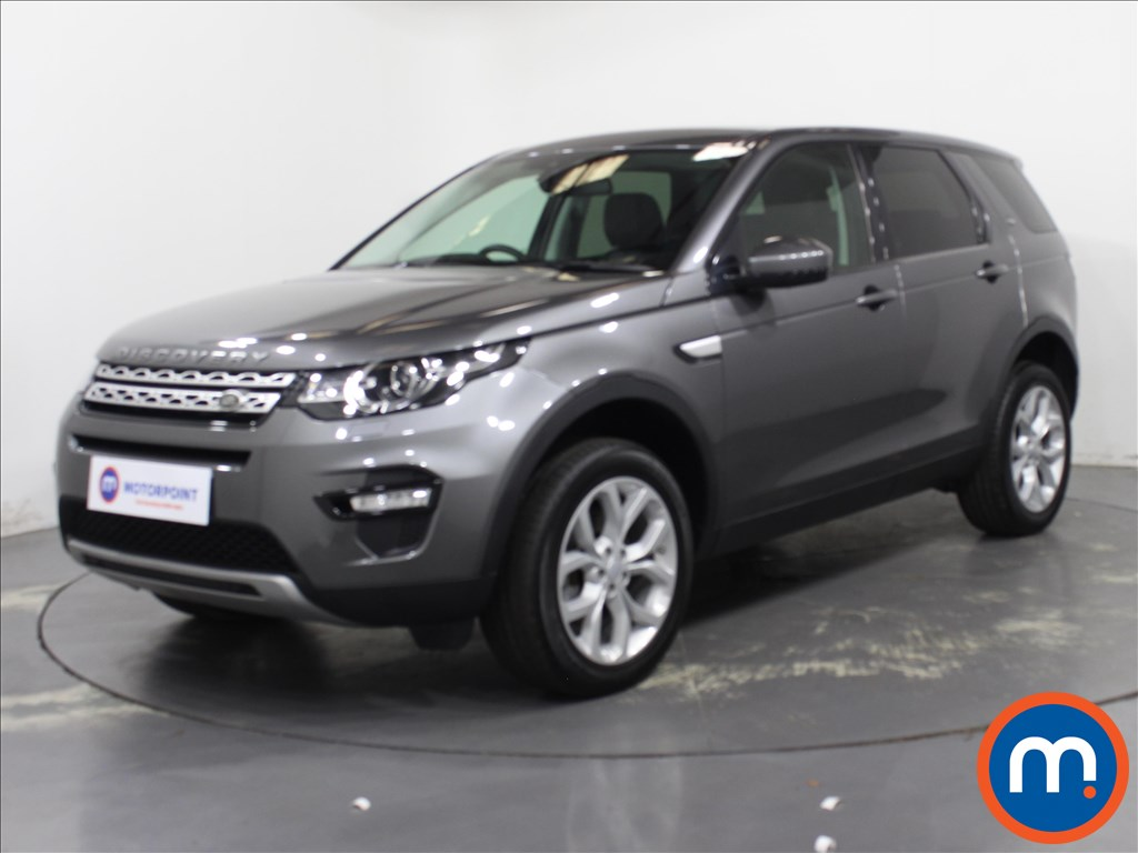 Land Rover Discovery Sport HSE - Stock Number 1096815 Passenger side front corner