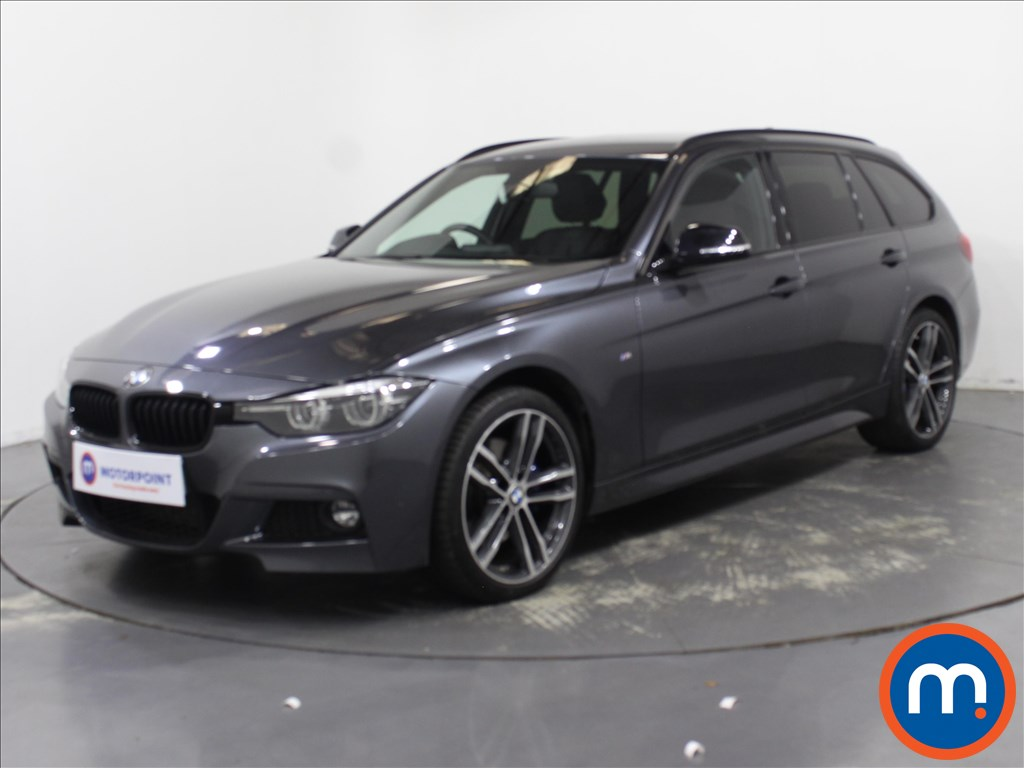 BMW 3 Series M Sport Shadow Edition - Stock Number 1100852 Passenger side front corner