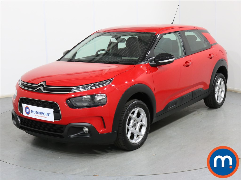 Citroen C4 Cactus Feel - Stock Number 1101576 Passenger side front corner