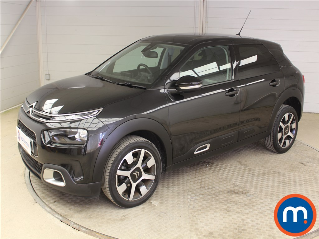 Citroen C4 Cactus Flair - Stock Number 1101619 Passenger side front corner