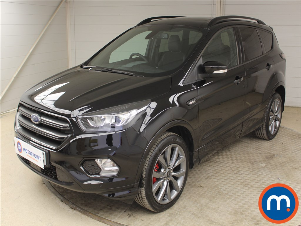 Ford Kuga ST-Line Edition - Stock Number 1100728 Passenger side front corner