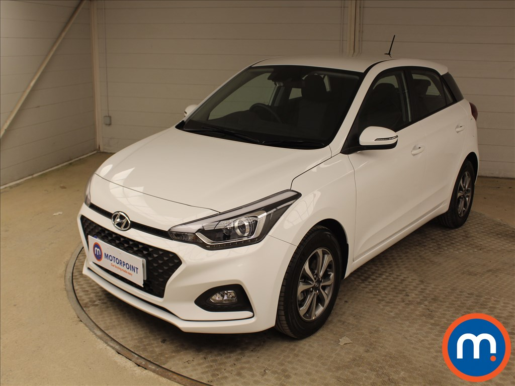 Hyundai I20 SE - Stock Number 1092672 Passenger side front corner