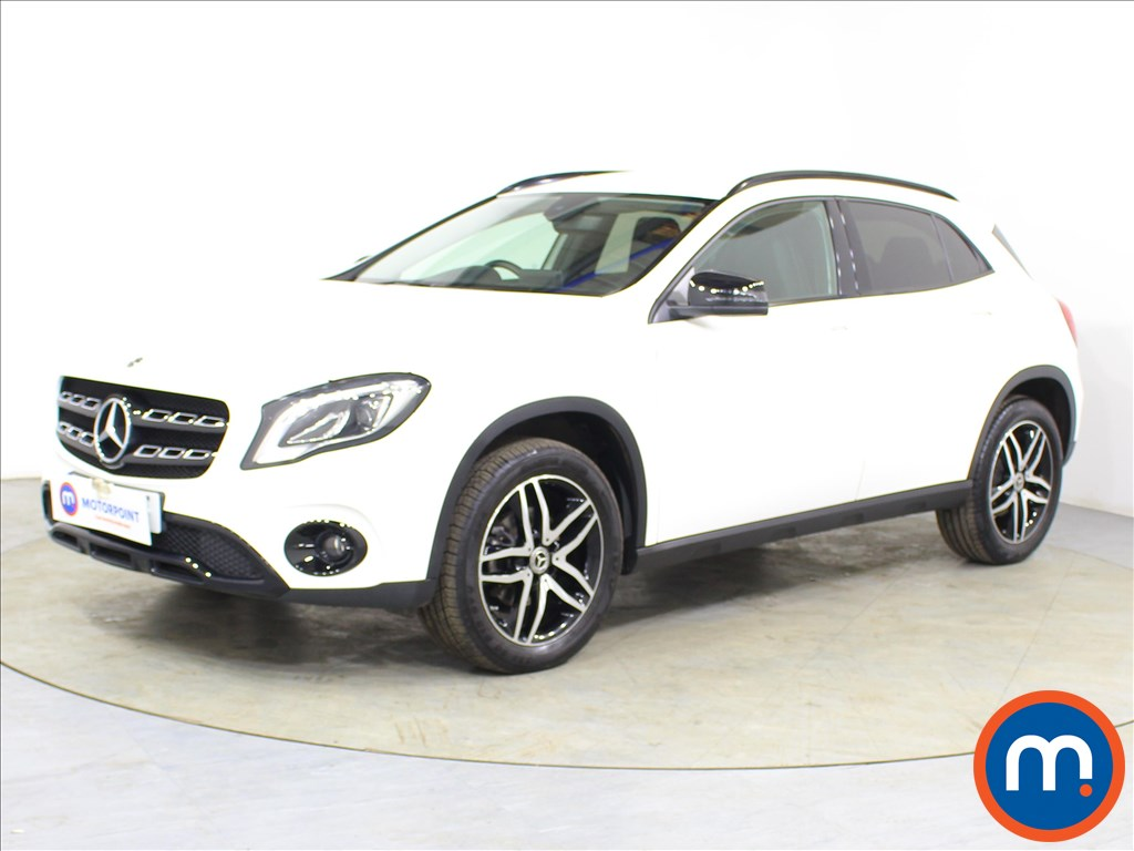 Mercedes-Benz Gla Class Urban Edition - Stock Number 1098839 Passenger side front corner