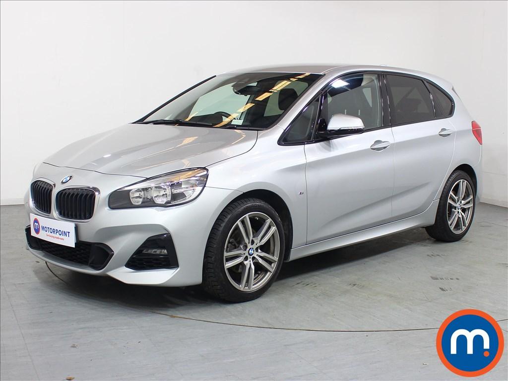 BMW 2 Series M Sport - Stock Number 1101846 Passenger side front corner