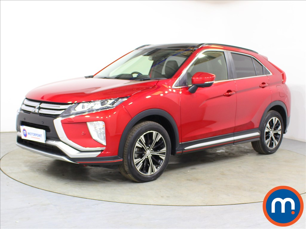 Mitsubishi Eclipse Cross First Edition - Stock Number 1098432 Passenger side front corner