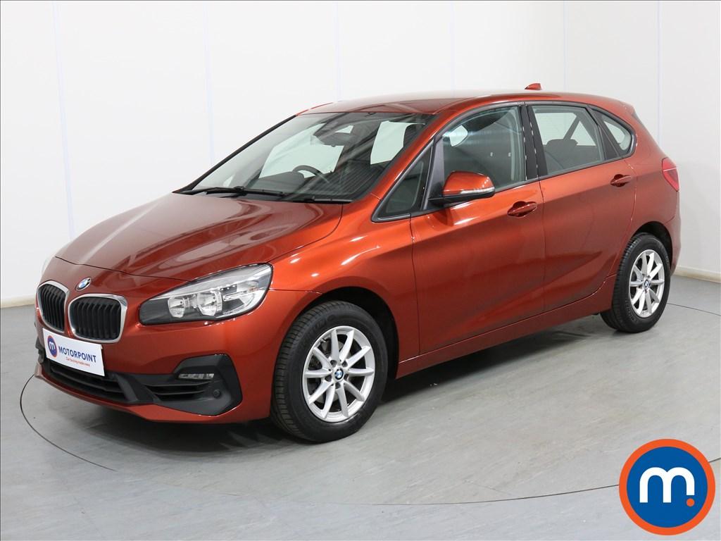 BMW 2 Series SE - Stock Number 1102564 Passenger side front corner