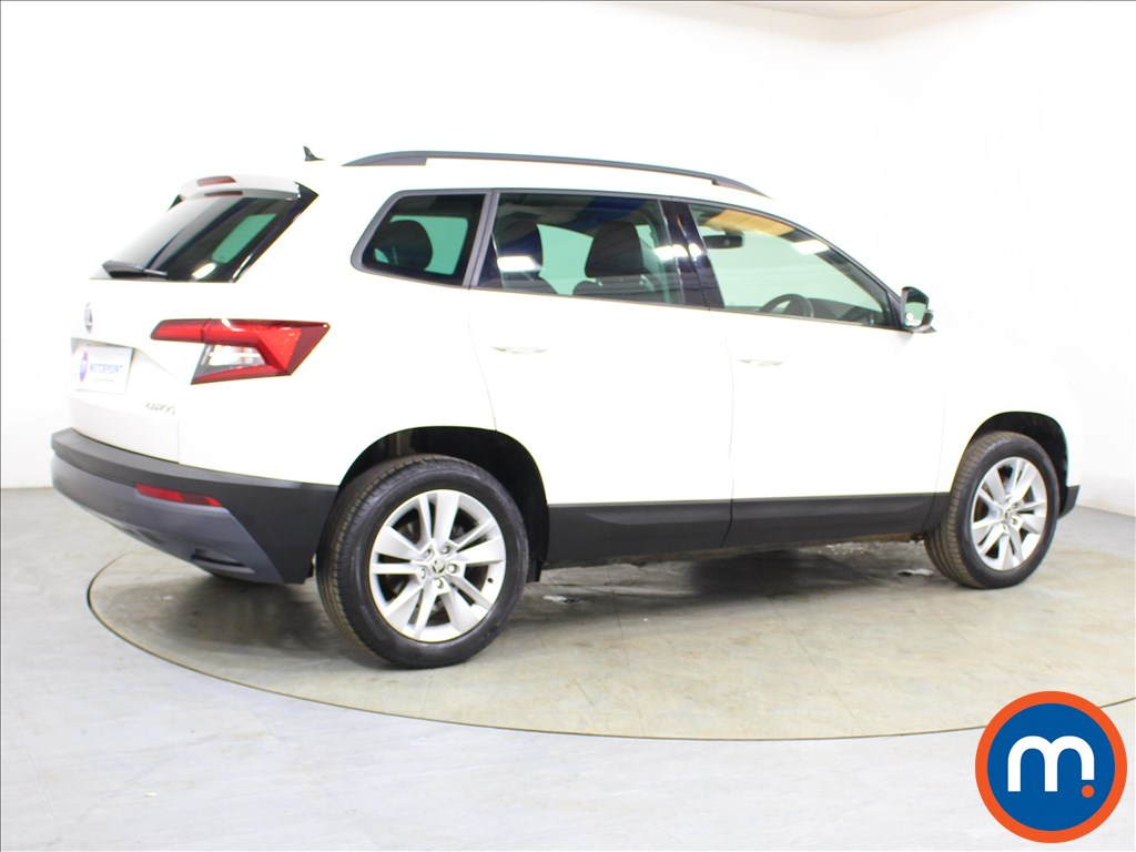 Skoda Karoq SE Technology - Stock Number 1093346 Passenger side front corner