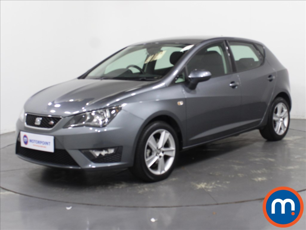 Seat Ibiza FR Technology - Stock Number 1099473 Passenger side front corner