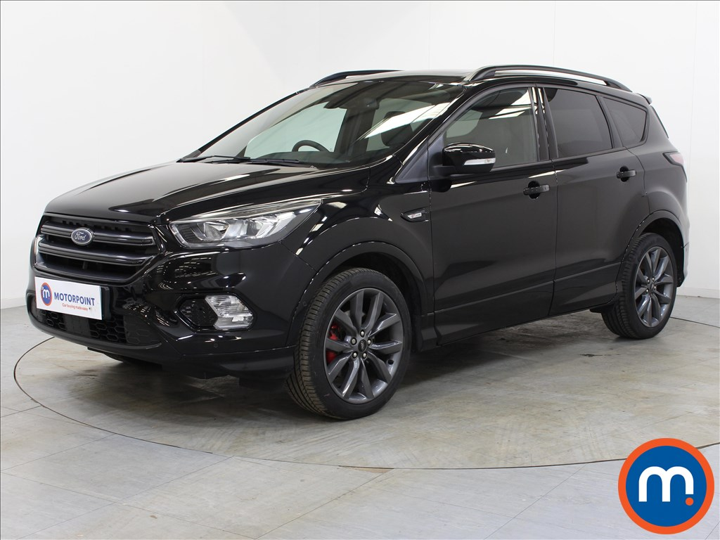 Ford Kuga ST-Line Edition - Stock Number 1099697 Passenger side front corner