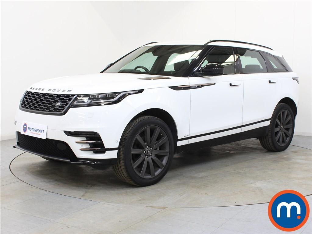 Land Rover Range Rover Velar R-Dynamic HSE - Stock Number 1086292 Passenger side front corner