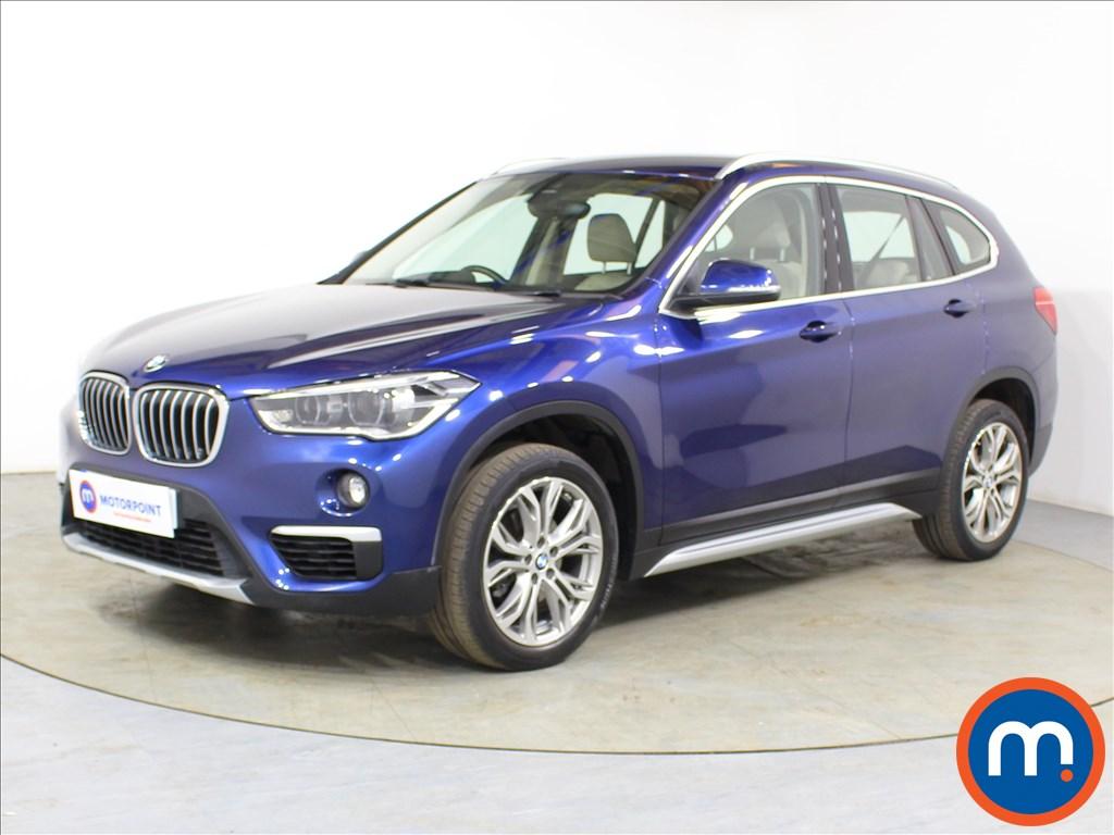 BMW X1 xLine - Stock Number 1099133 Passenger side front corner